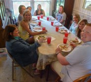 Senior Dinner May 2015 - Alpha Fellowship