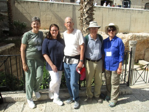 Staff Team in Israel